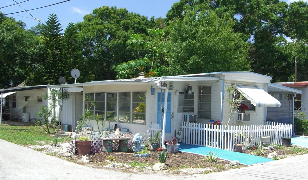 A Home At The Mobile Park Of Florida Justice Transitions